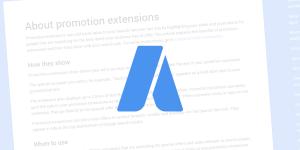 Google AdWords proširenje za Promociju (eng. Promotion Extension)