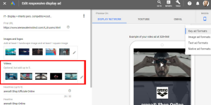 GOOGLE ADS RESPONSIVE VIDEO ADS