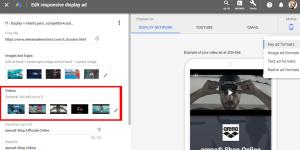 GOOGLE ADS RESPONSIVE VIDEO ADS