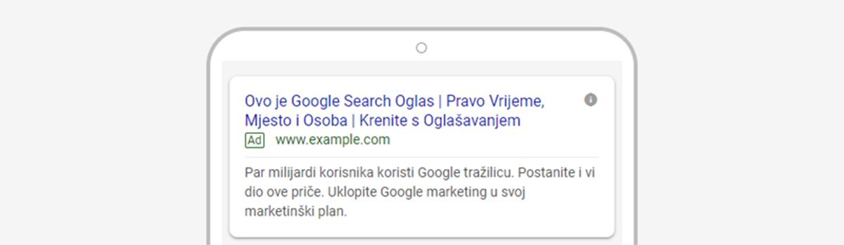 Google Prikazivačka Mreža
